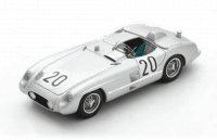 MERCEDES 300 SLR N°20 24H LE MANS 1955 P. LEVEGH J. FITCH