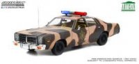 Dodge Monaco Hazzard County Camouflage Sheriff 1978
