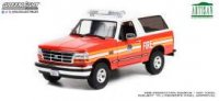 Ford Bronco FDNY The Official Fire Department City of New York 1996