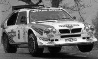 Lancia Delta S4, No.6, Tour de Corse, M.Biasion/T.Siviero, 1986
