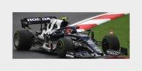 ALPHA TAURI - F1 AT02 HONDA RA620H TEAM ALPHA TAURI N 10 TURKISH GP 2021 PIERRE GASLY