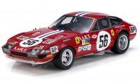 FERRARI - 365 GTB/4 DAYTONA 4.4L V12 NORTH AMERICAN RACING TEAM N 56 11th 24h LE MANS 1974 CHRISTIAN ETHUIN - LUCIEN GUITTENY - RED