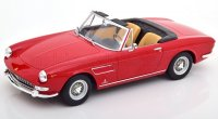 FERRARI 275 GTS PININFARINA SPIDER WITH REMOVABLE SOFT-TOP 1964 - Rouge