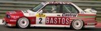 BMW M3 (E30), No.2, 24h Spa, 1991 E.Joosen/J-M.Martin/B.Beguin