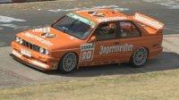 BMW M3 (E30), No.20, DTM, Nürburgring, 1992 W.Gardner