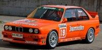 BMW M3 (E30), No.19, DTM, Nürburgring, 1992 A.Hahne