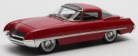 FORD USA - COUGAR 406 CONCEPT 1962 - ROUGE MET