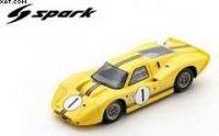 FORD GT40 MK IV N°1 WINNER 12H SEBRING 1967 M. ANDRETTI - B. MCLAREN