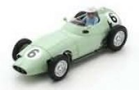 BRM P25 N°6 2nd GP ENGLAND 1959 STIRLING MOSS